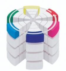 Схема изменения цветового тона